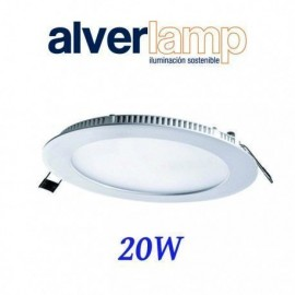 DOWNLIGHT LED 20WTS ALVERLAMP
