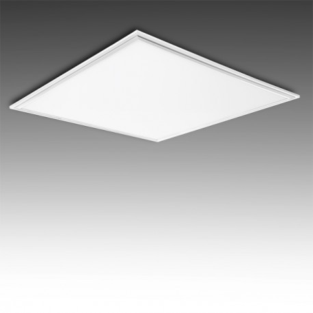 Panel LED empotrar falso techo 60x60 cm.