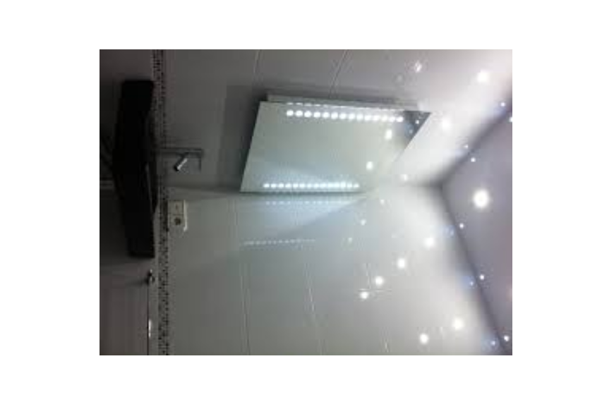 Luces led baño